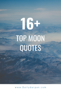 Top Moon quotes